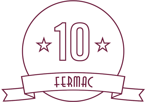 Fermac 10 Year Seal