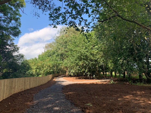 2.5 Acre Woodland Park and Play Area coming soon