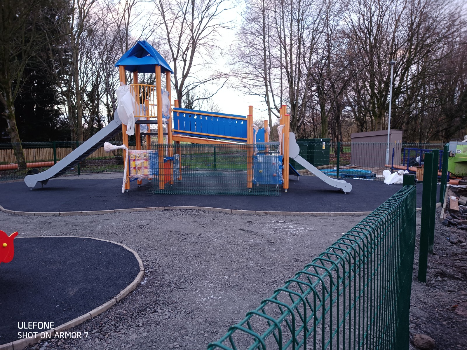 2.5 Acre Woodland Park and Private Residents Play Park Coming Soon